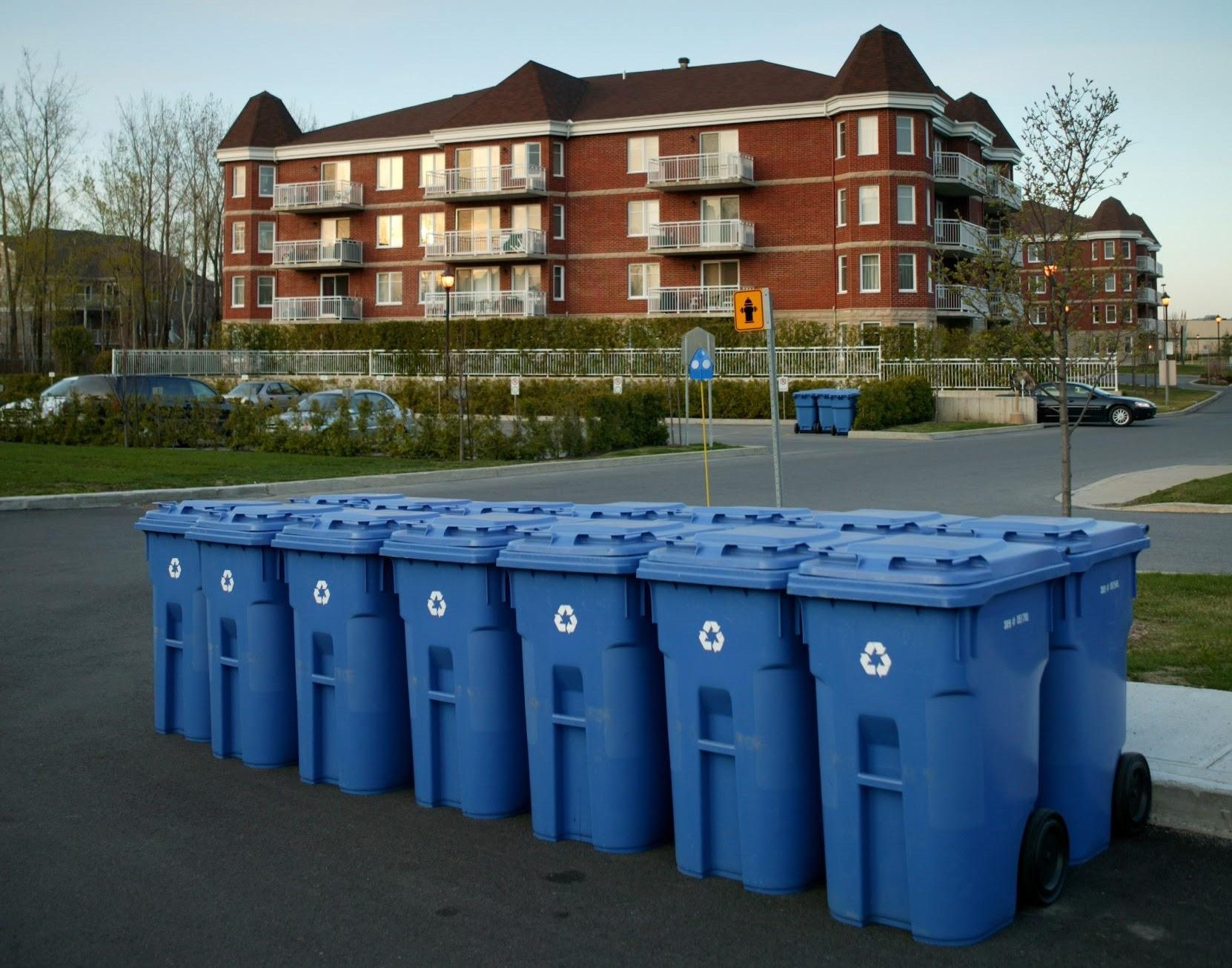 Multi Family Recycling
